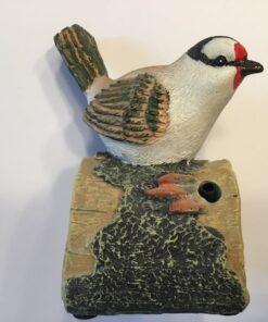 Hvid fugl med fløjt ♫