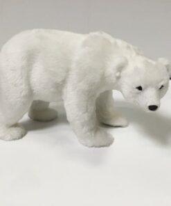 Isbjørn med blød pels