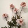 Blomstergren i rosa