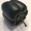 Grøn kunstig peberfrugt