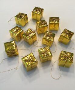 Gavepakker i guld
