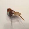 Dekorativ mini fugl
