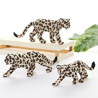 Leopard med pletter