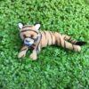 Tiger der ligger