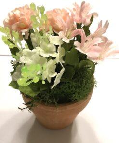 Mini blomst rosa pastelfarve