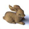 Kanin der ligger ned